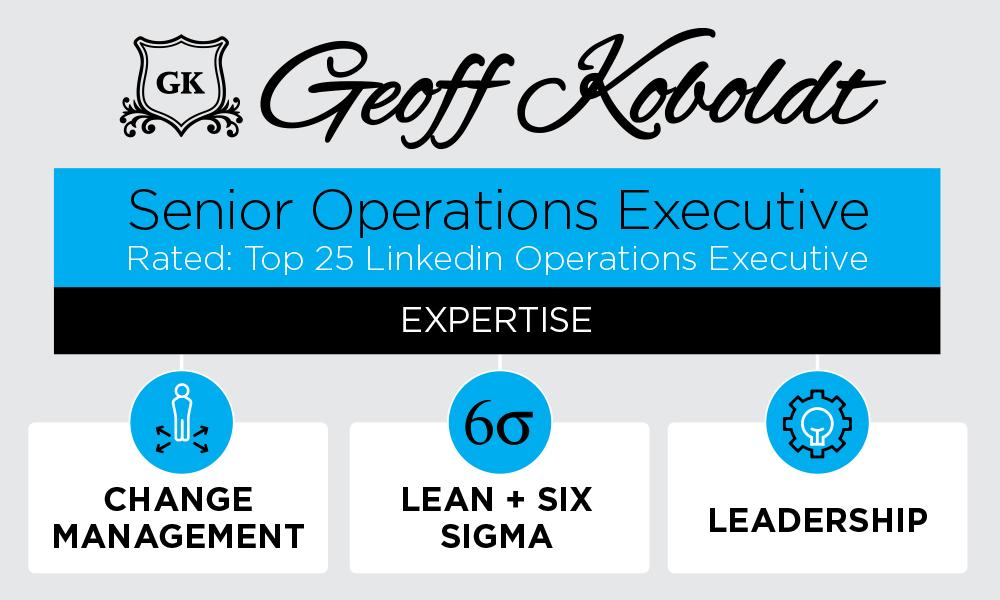resume infographic | Geoffrey Koboldt