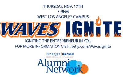 Waves Ignite: Igniting the Entrepreneur in YOU