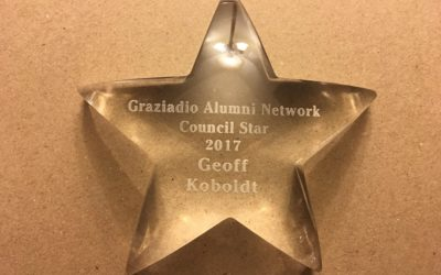 "Pepperdine University Graziadio Alumni Network Council ""STAR"" award (GAN-LA)"