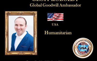 Global Goodwill Ambassador
